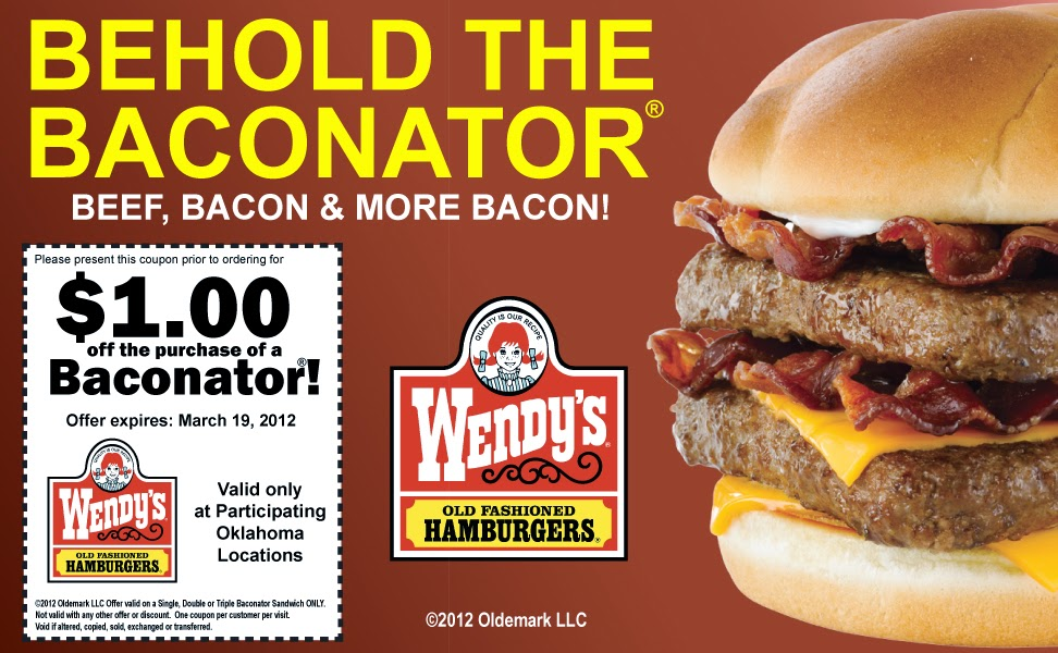 Wendys coupons june 2019